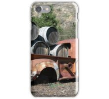 My Old Truck iPhone Case/Skin