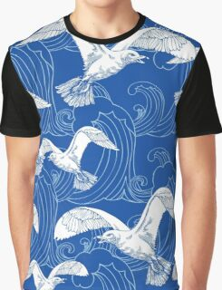 Seagulls Graphic T-Shirt