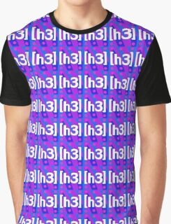 H3H3 Graphic T-Shirt