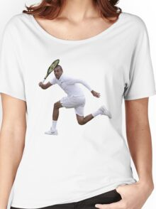 Nick Kyrgios Tennis Player (T-shirt, Phone Case & more) Women's Relaxed Fit T-Shirt
