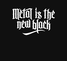 Metal is the new black No.1 (white) Unisex T-Shirt