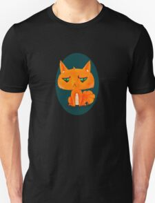 Kind of a Mad Cat Unisex T-Shirt
