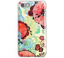 Funky Foliage iPhone Case/Skin