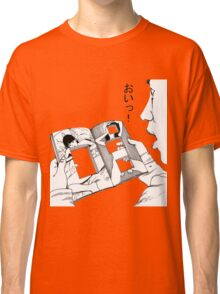 Funny Manga  Classic T-Shirt
