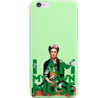 Frida Kahlo MUSA iPhone Case/Skin