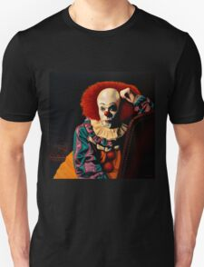 Pennywise painting Unisex T-Shirt