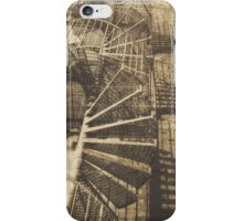 Winding Stairs iPhone Case/Skin