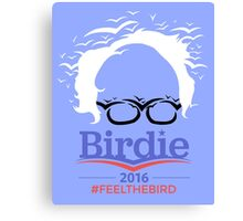 Birdie 2016 Canvas Print
