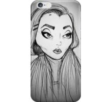 Darkly iPhone Case/Skin