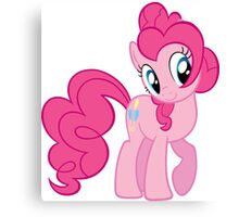 PINKIE PIE Canvas Print