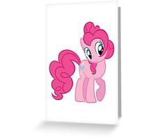 PINKIE PIE Greeting Card