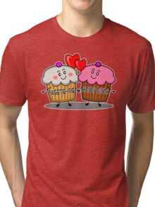Sweetie-pie honey bunch Tri-blend T-Shirt