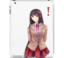 Azarieth reactions iPad Case/Skin