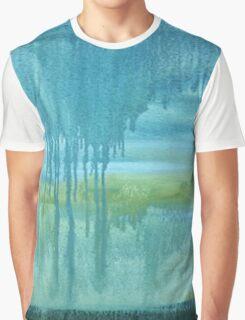 Rainy Spring Graphic T-Shirt