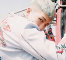 BTS/Bangtan Sonyeondan - Young Forever Concept #6 (Rapmonster) Sticker