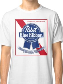 Pabst Blue Ribbon Classic T-Shirt