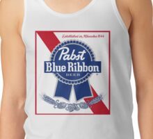 Pabst Blue Ribbon Tank Top