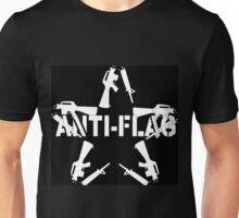 anti flag band logo Unisex T-Shirt