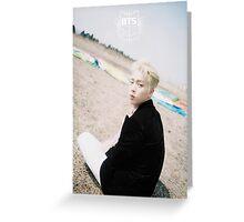 BTS/Bangtan Sonyeondan - Young Forever Concept #7 (Jin) Greeting Card