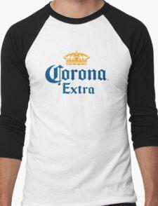 Corona Extra [Beer] Men's Baseball ¾ T-Shirt