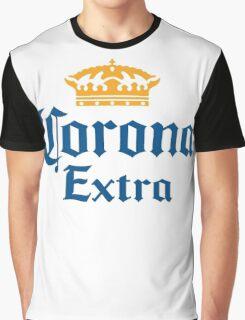 Corona Extra [Beer] Graphic T-Shirt