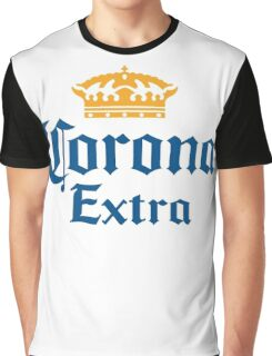 Corona Extra [Beer] Graphic T-Shirt