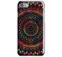 Rainbow Kitty Cat Mandala iPhone Case/Skin