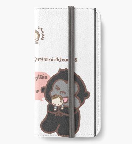 Captain James Conrad iPhone Wallet/Case/Skin