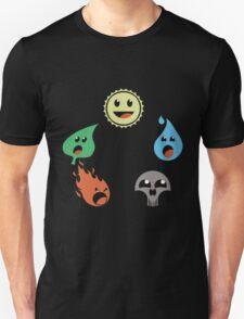 MAGICAL MANA WHEEL Unisex T-Shirt