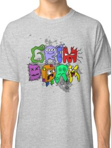 Faces of Grimdork Classic T-Shirt