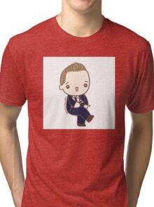 Hiddlespoon Tri-blend T-Shirt