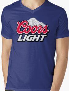 Coors Light [Beer] Mens V-Neck T-Shirt