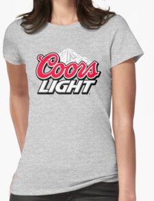 Coors Light [Beer] Womens Fitted T-Shirt