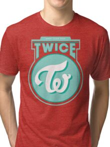 TEAM TWICE 'Cheer Up' - Mint Tri-blend T-Shirt