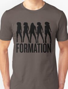 Formation Ladies Unisex T-Shirt