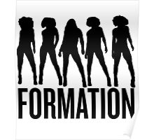 Formation Ladies Poster