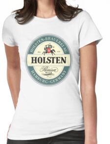 Holsten Beer Womens Fitted T-Shirt