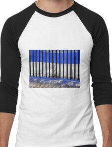 Fence Men's Baseball ¾ T-Shirt