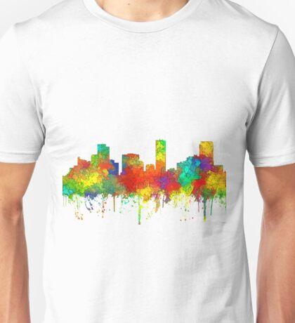 Denver, Colorado Skyline - SG Unisex T-Shirt