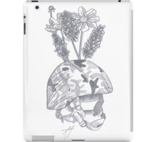 SOLDIER HELMET iPad Case/Skin