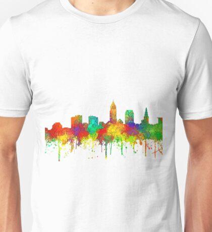Cleveland, Ohio Skyline - SG Unisex T-Shirt