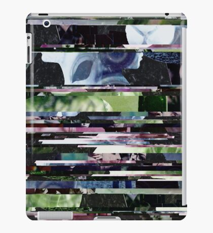 Season 4 A - Orphan Glitched iPad Case/Skin
