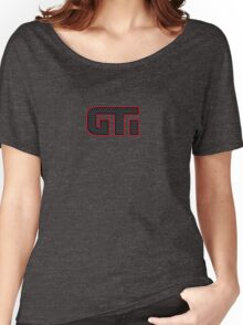 GTI mesh Women's Relaxed Fit T-Shirt