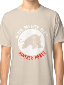 THE BLACK PANTHER PARTY Classic T-Shirt