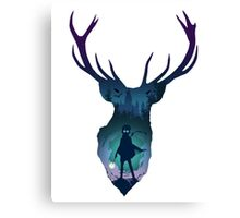 HP Patronus Canvas Print