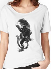 Black Panthera Women's Relaxed Fit T-Shirt