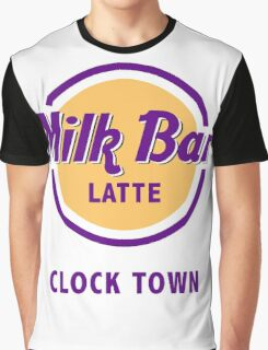 MILK BAR APPAREL - LEGEND OF ZELDA  Graphic T-Shirt
