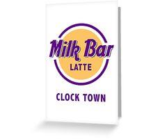 MILK BAR APPAREL - LEGEND OF ZELDA  Greeting Card