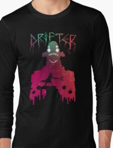 Hyper Light Drifter - Stencil  Long Sleeve T-Shirt