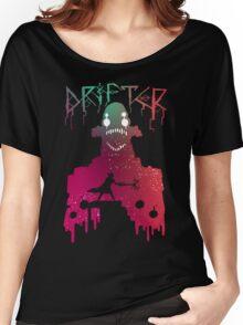 Hyper Light Drifter - Stencil  Women's Relaxed Fit T-Shirt
